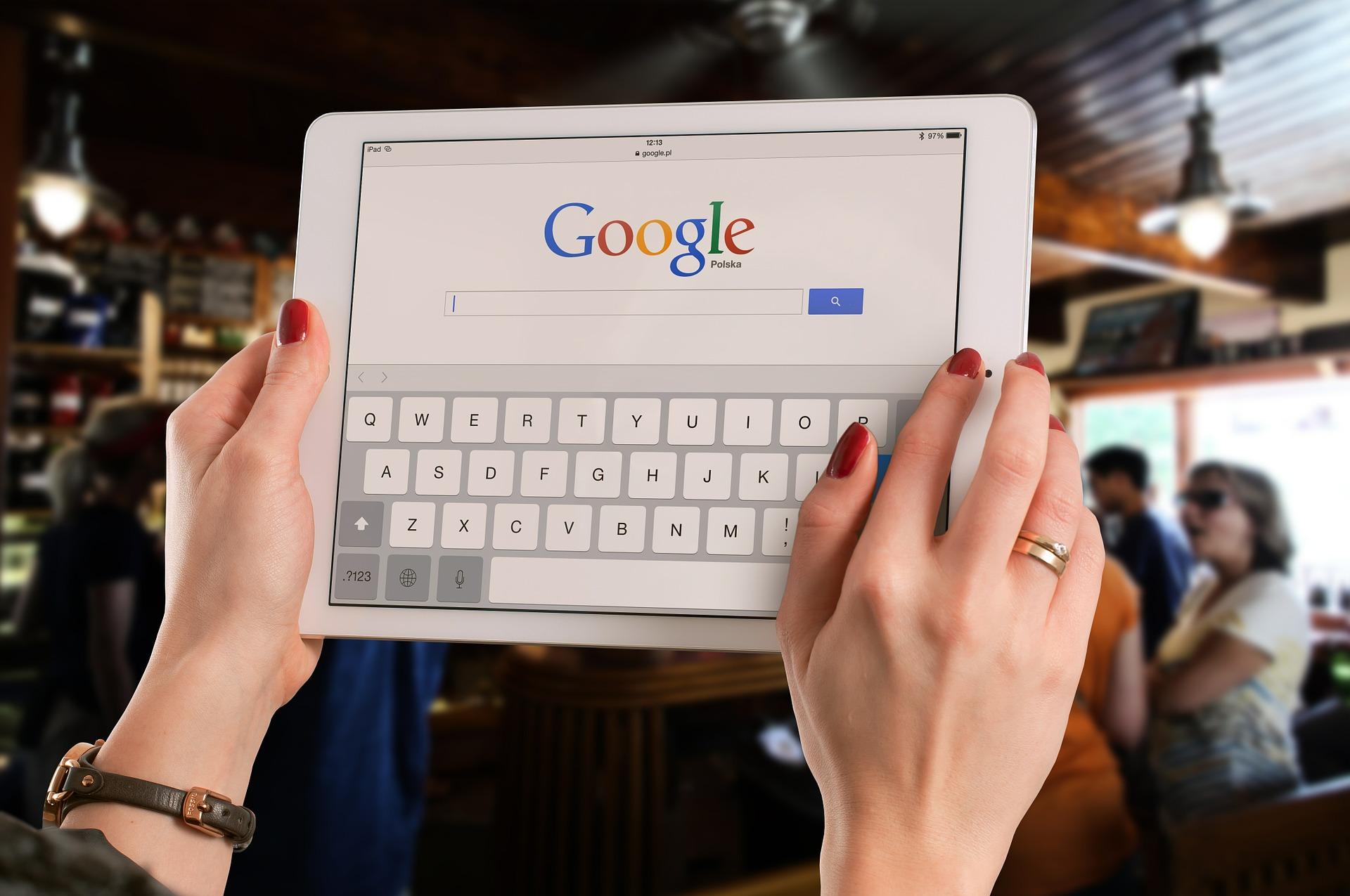 tablet a google
