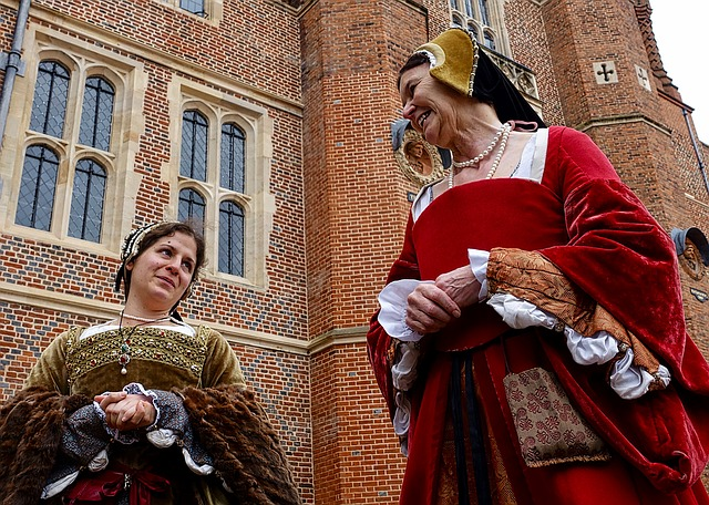 středověké ženy
